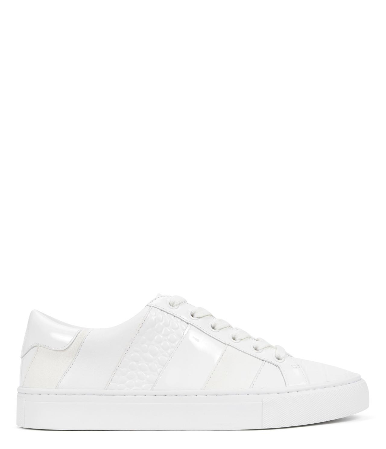 673d4b452e31 Lyst - Tory Burch Ames Sneaker in White