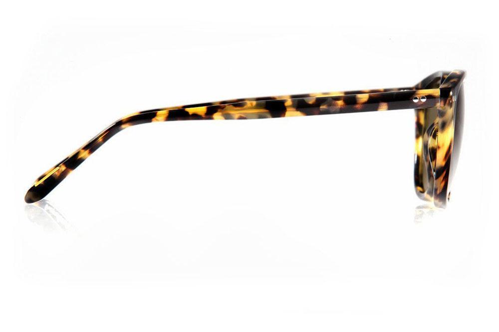 a64a2bf9769 Krewe Du Optic - Multicolor Franklin In Blonde Tortoise - Lyst. View  fullscreen