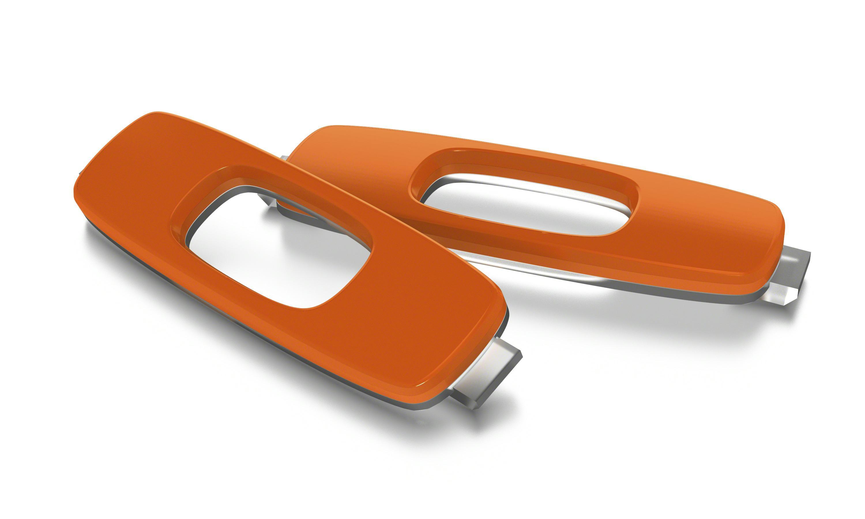 0d840e3715218 Lyst - Oakley Batwolf® Accessories in Orange for Men