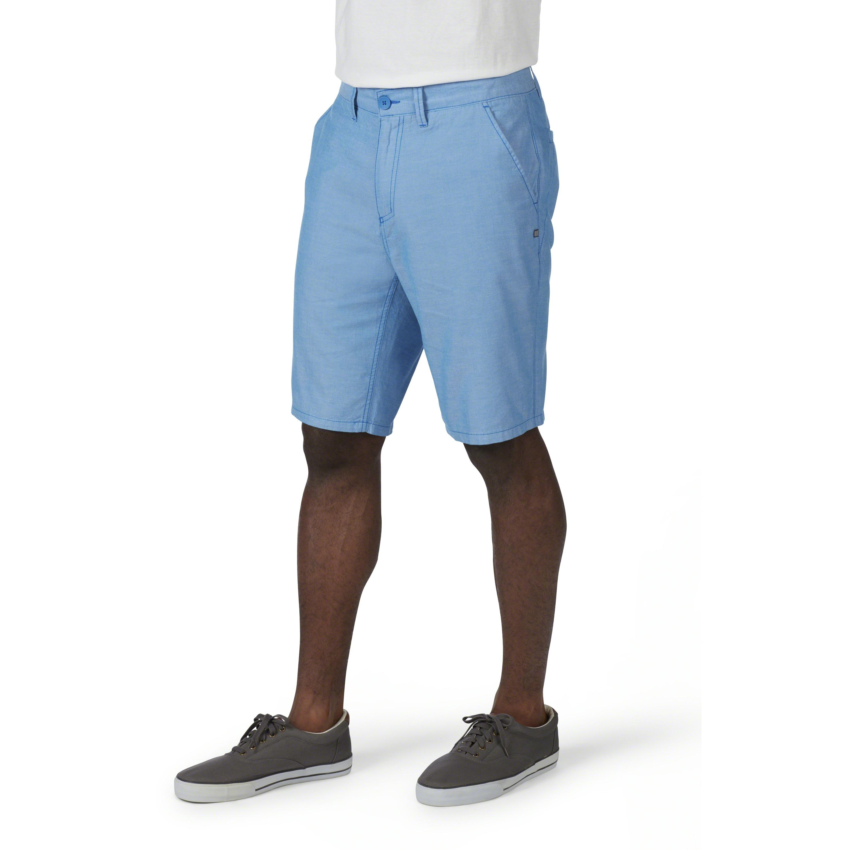 Oakley Katoen Ozone Oxford Short in het Blauw voor heren