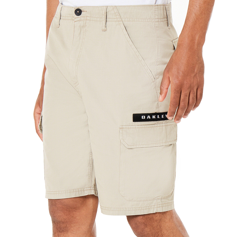 Oakley Rye Cargo Icon Short Pants in het Naturel voor heren
