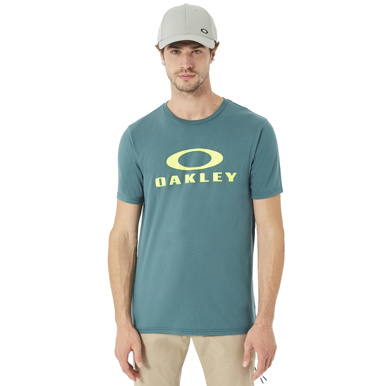 Lyst - Oakley 50 Bark Ellipse Tee in Blue for Men 10cf206db739