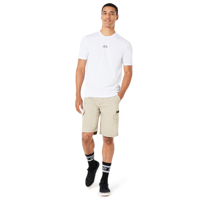 Oakley Synthetic White Bark New Short Sleeve for Men