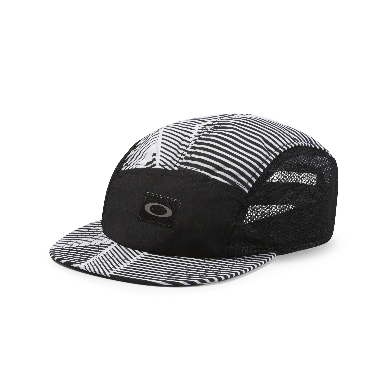 b38ef29ef2586 Oakley 5 Panel Performance Hat in Black for Men - Lyst