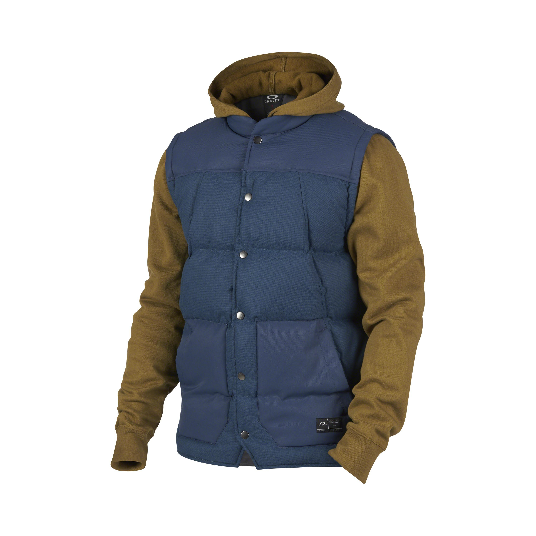 04ce0cf4168f8 Oakley Ambassador Fleece Hoodie in Blue for Men - Lyst