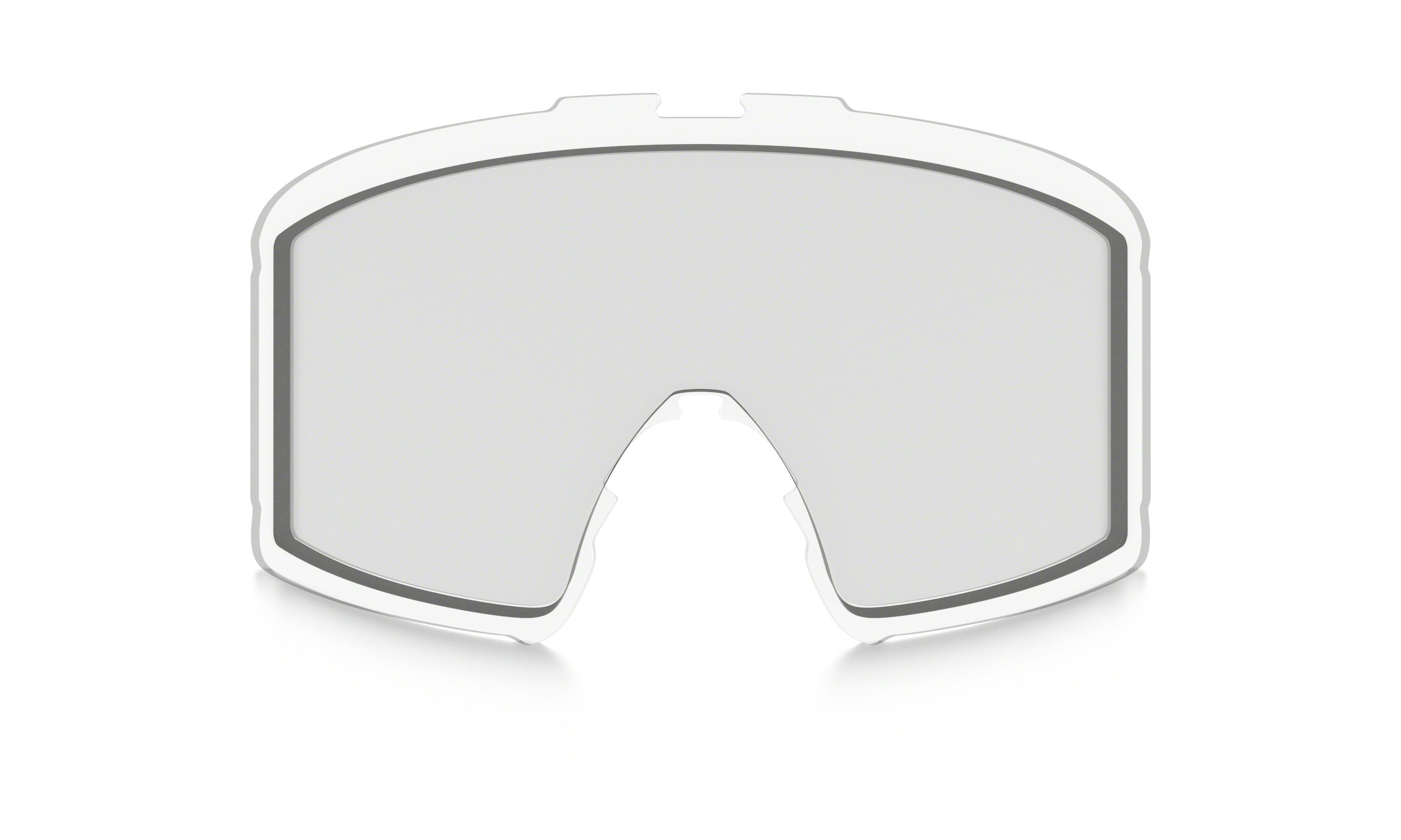 c2626f73a1 Oakley - Gray Line Minertm Snow Goggle Replacement Lenses for Men - Lyst.  View fullscreen