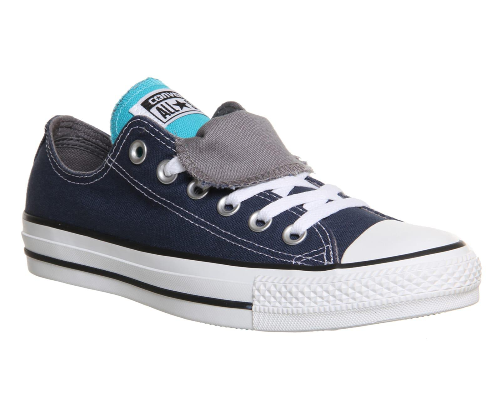 Converse Allstar Low Double Tongue Shoes
