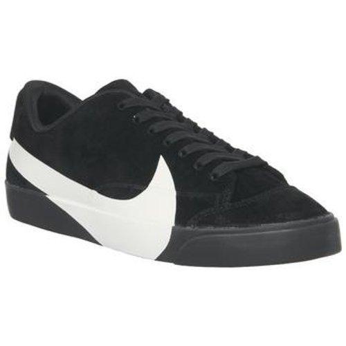 Nike Suede Blazer City Low in Black - Lyst