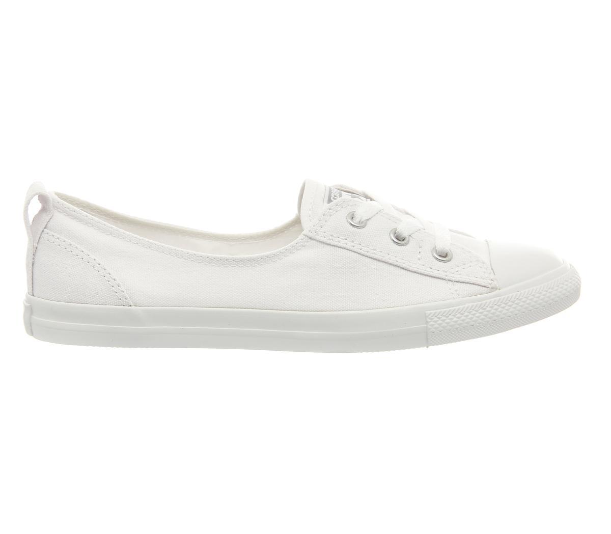 Ctas ballet lace white dress