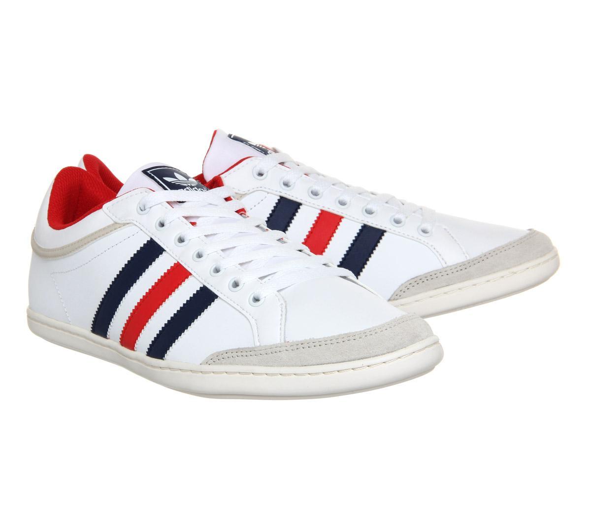 adidas Originals Plimcana Low in White for Men - Lyst