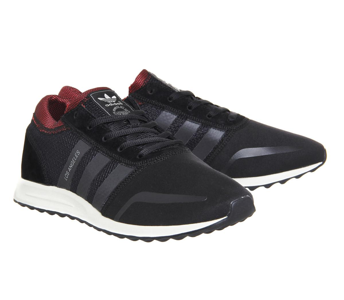 Adidas originals Los Angeles in Black for Men | Lyst
