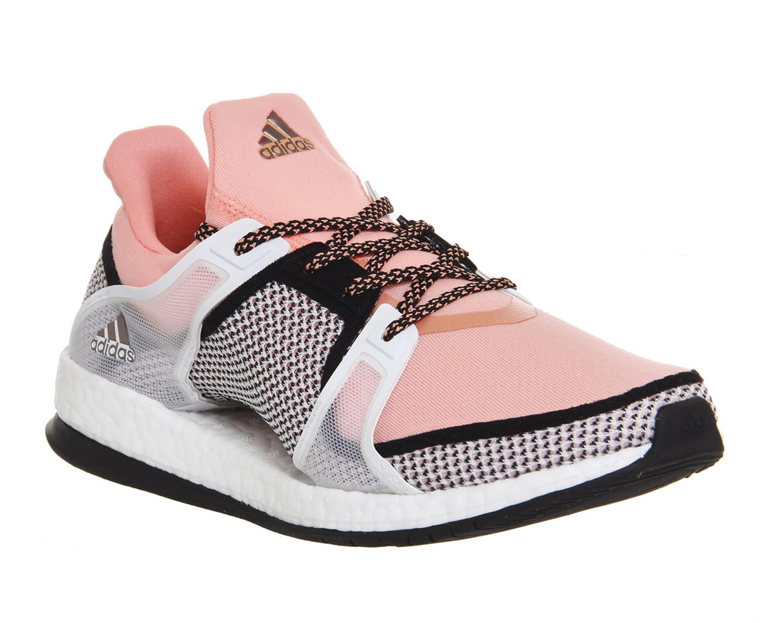 5a4c4a1050c0f ... trainers womens core black onix future white women performance shoes  986134 024 6ad36 fa94d  sweden lyst adidas originals pure boost x tr in  pink 67926 ...