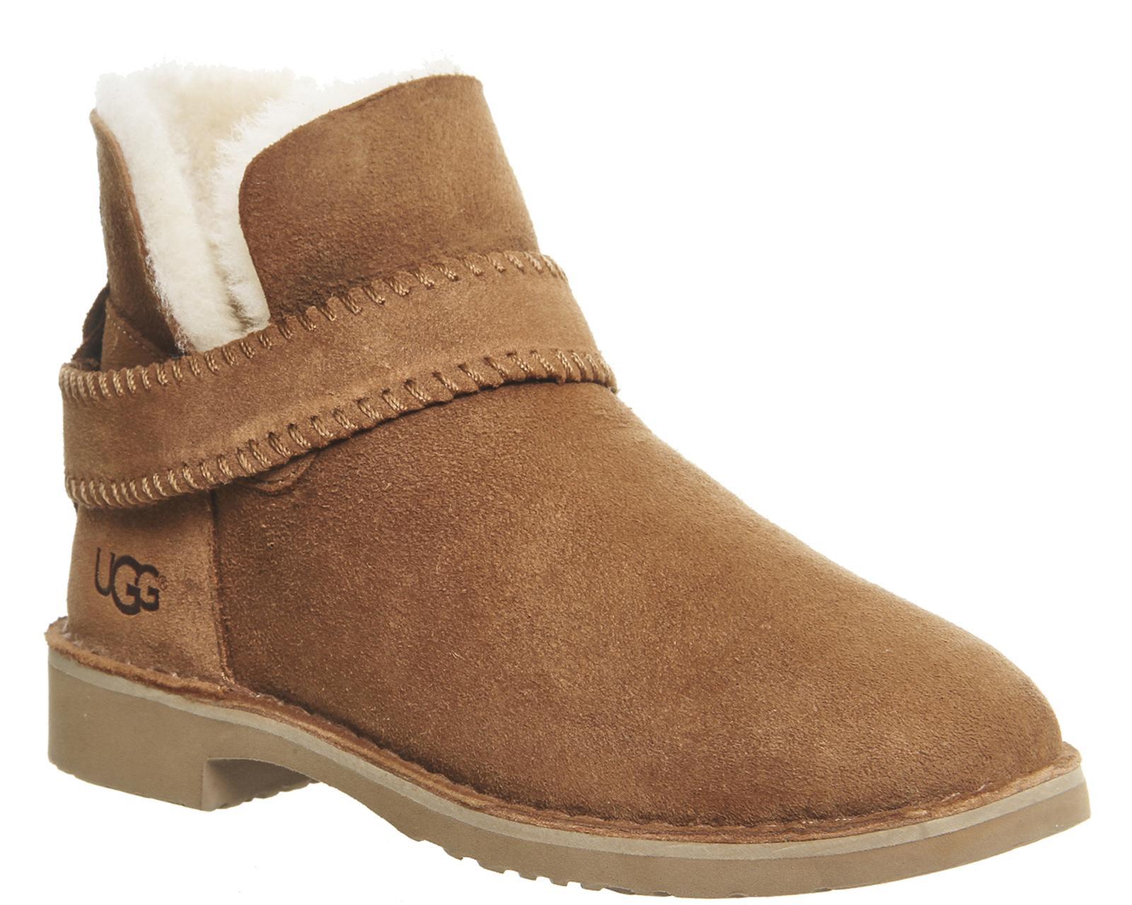 Ugg Mckay Strap Boots in Multicolor