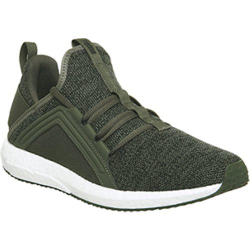 PUMA Lace Mega Nrgy in Green for Men - Lyst