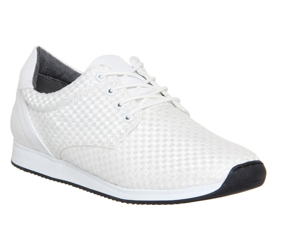 Vagabond Lace Kasai Sneaker in White - Lyst