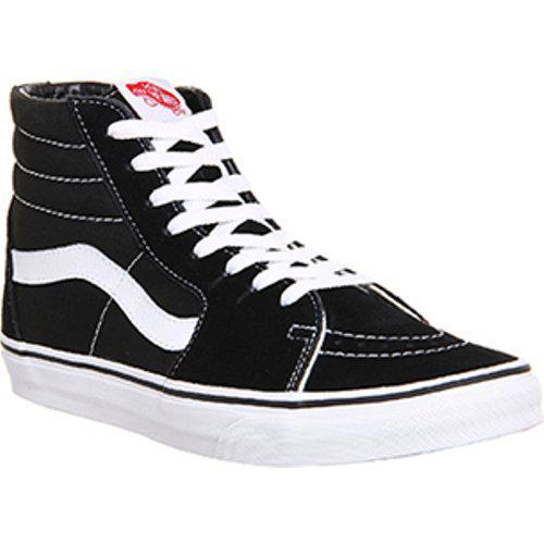 144385e399 Lyst - Vans Sk8 Hi in Black for Men