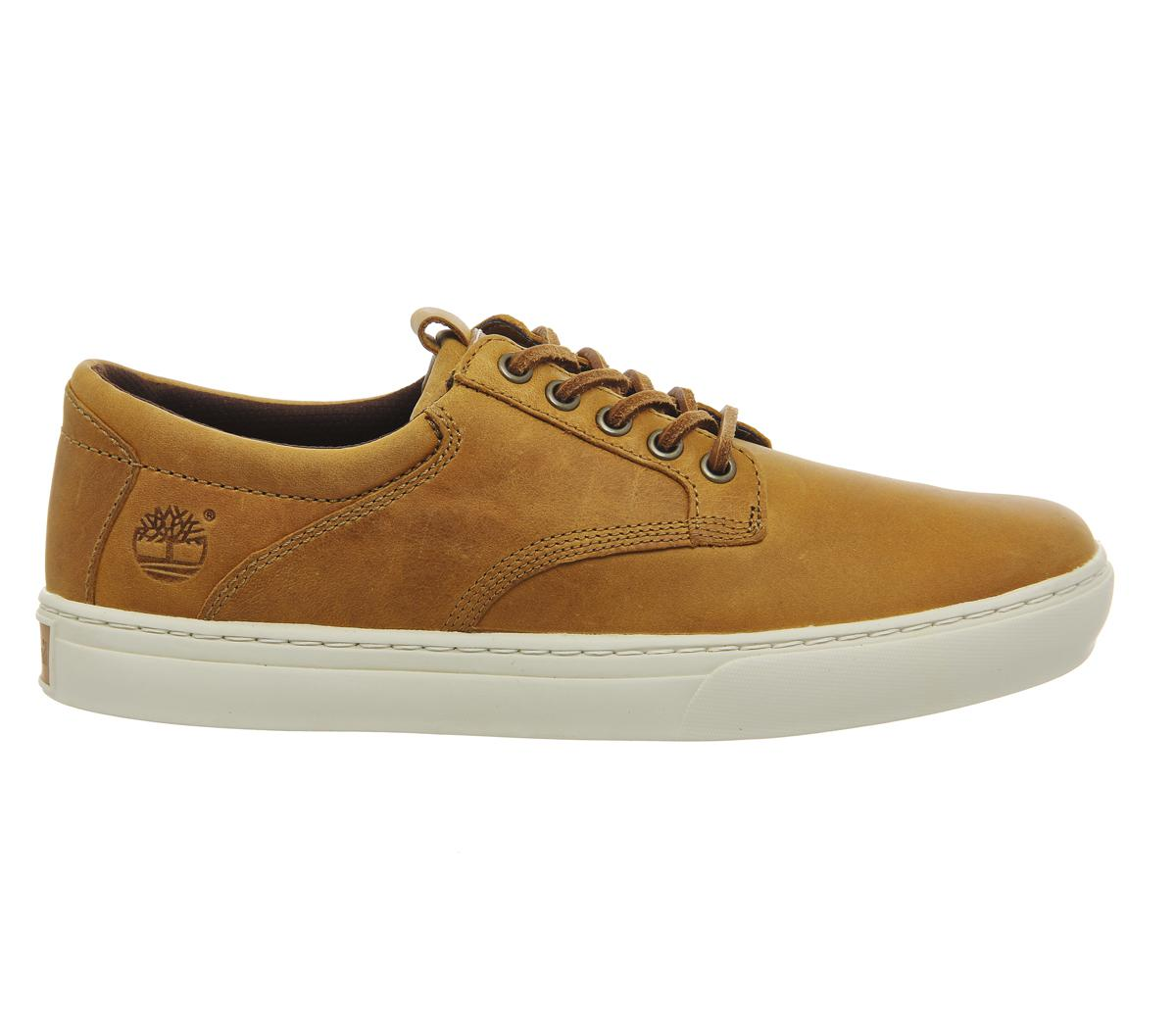 timberland adventure 2 0 cupsole oxford in brown for men lyst. Black Bedroom Furniture Sets. Home Design Ideas