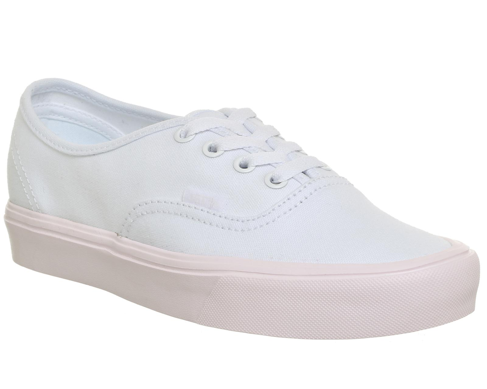 3f7ab0a25e1a Lyst - Vans Authentic Lite Trainers With Pink Pop Sole