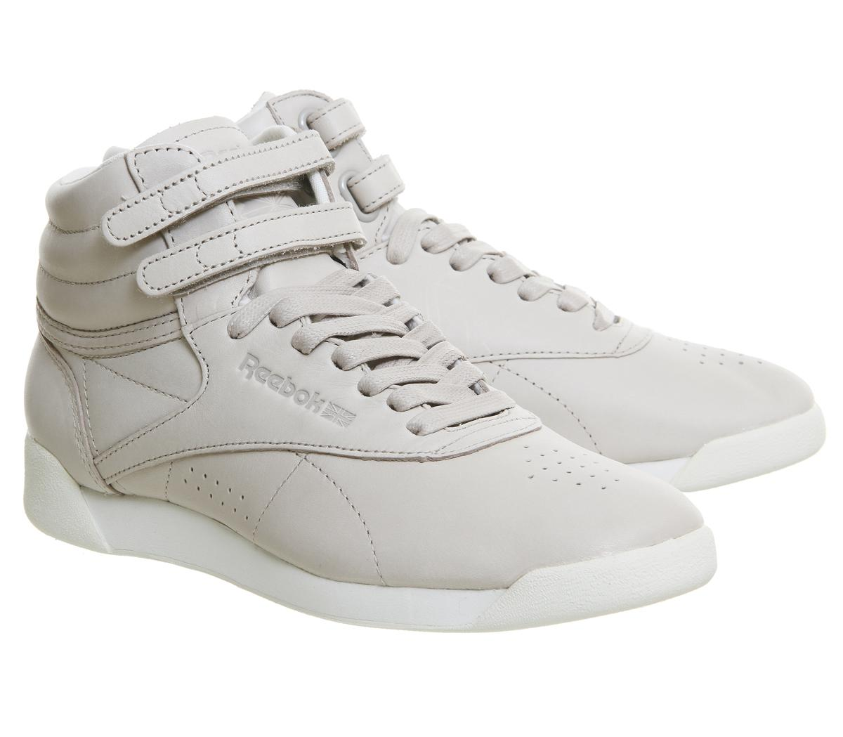 Lyst - Reebok Freestyle Hi Trainers