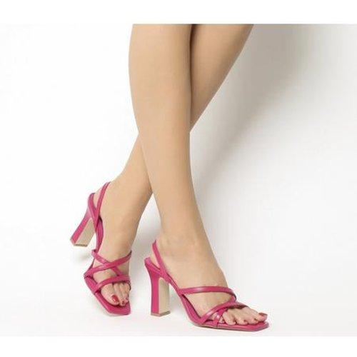 Womens Heavenly Feet Kate Strappy Flat Matallic Back Strap Open Toe Sandal Lime