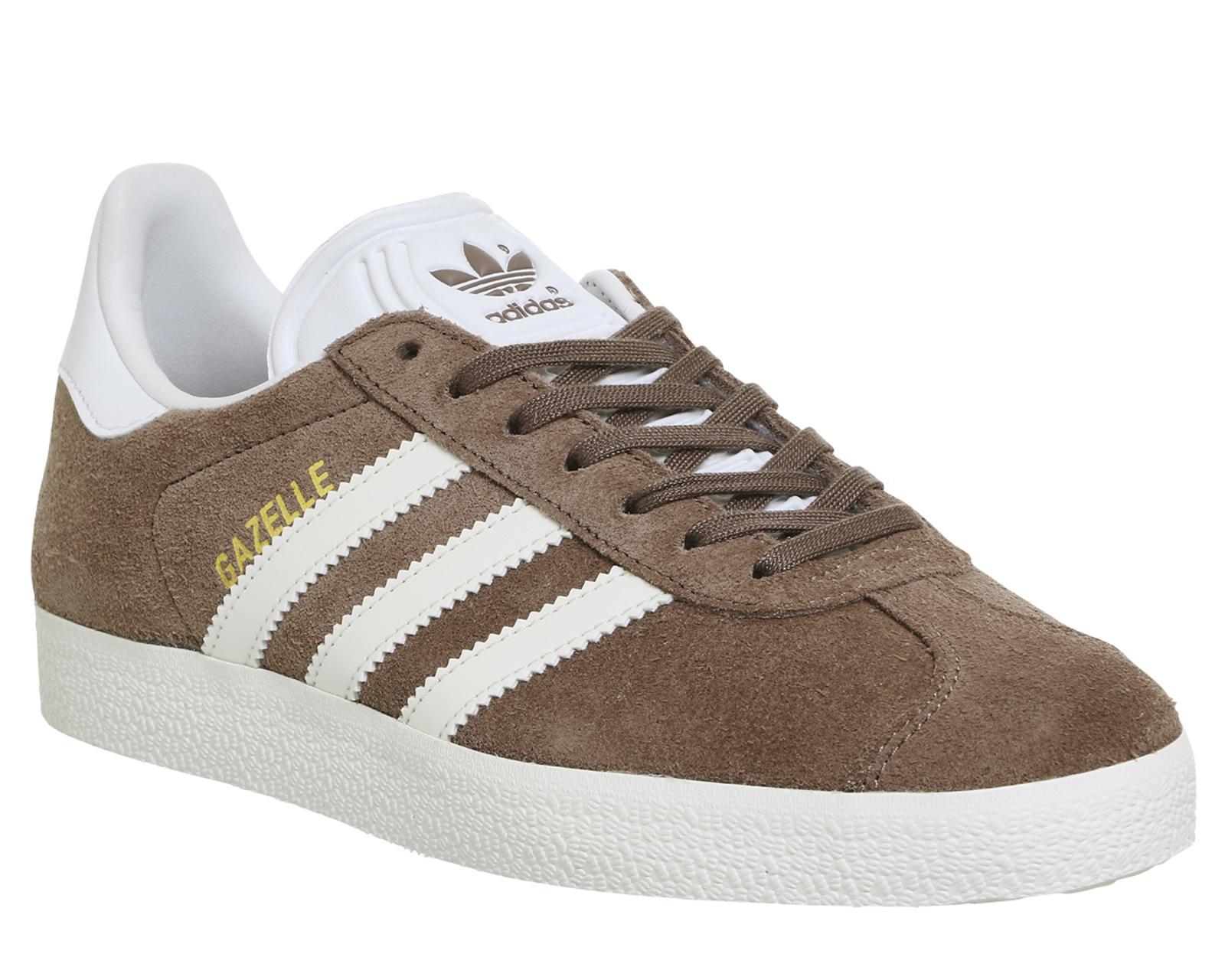Gazelle Sneaker Trace Brown/off White