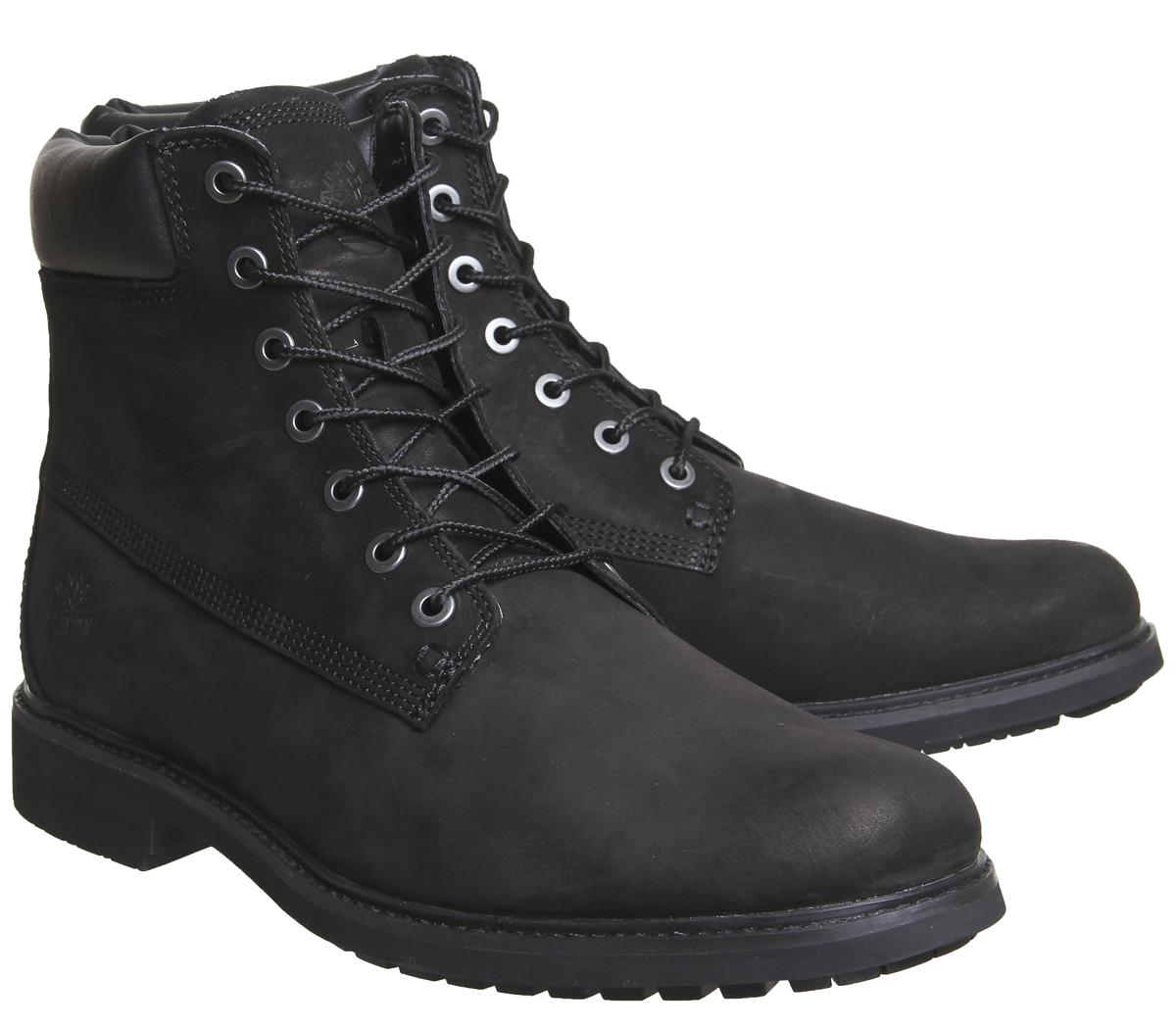 Timberland Leather Mens Slim 6 Inch