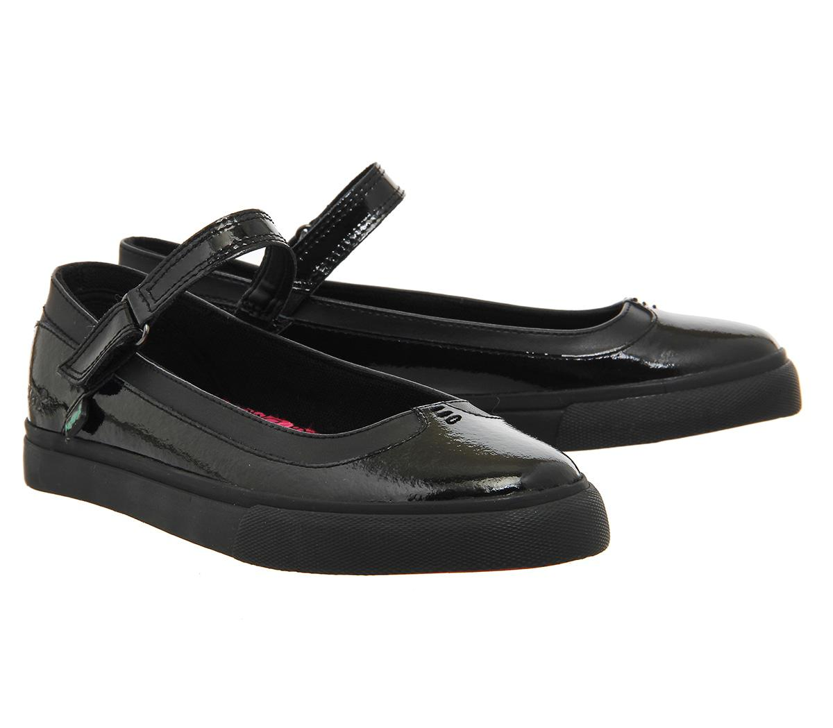 Kickers Leather Tovni Mary Jane in