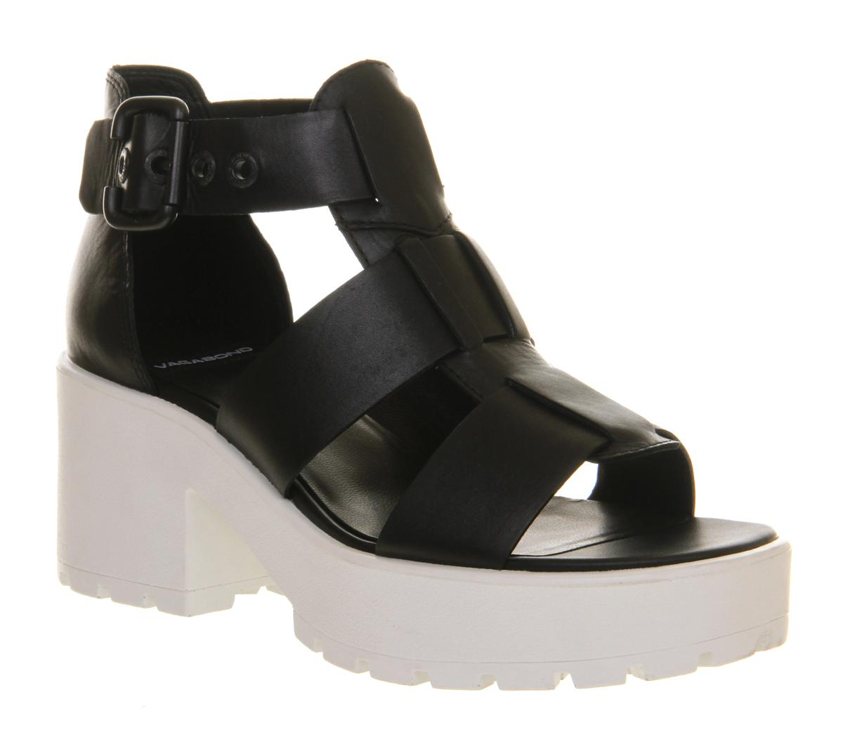 Lyst - Vagabond Dioon Gladiator in Black