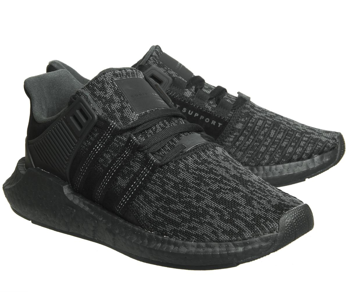 best authentic 4a874 fce3a Lyst - Adidas Eqt Support 9317 in Black for Men