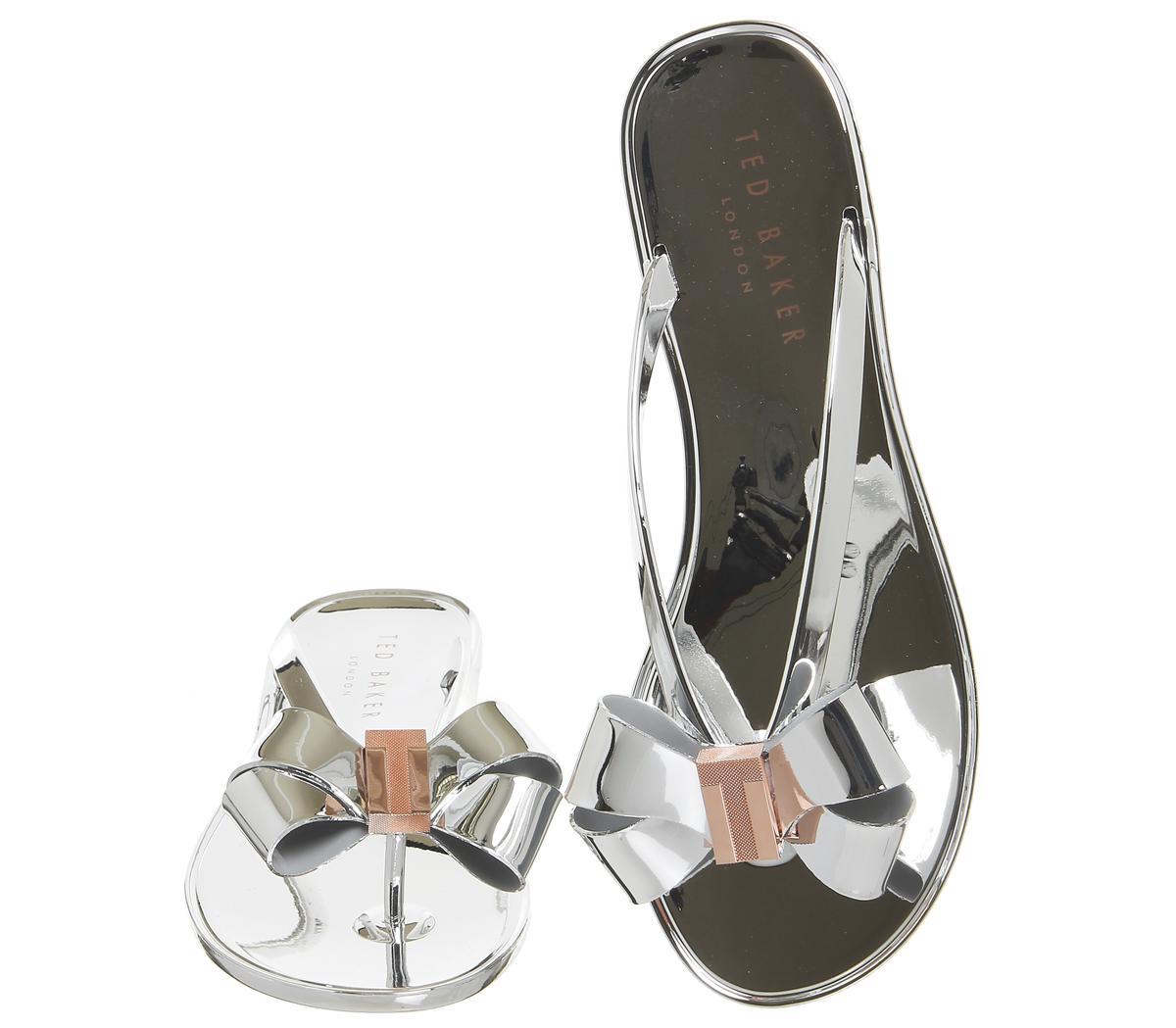 Ted Baker Synthetic Glamari Flip Flops