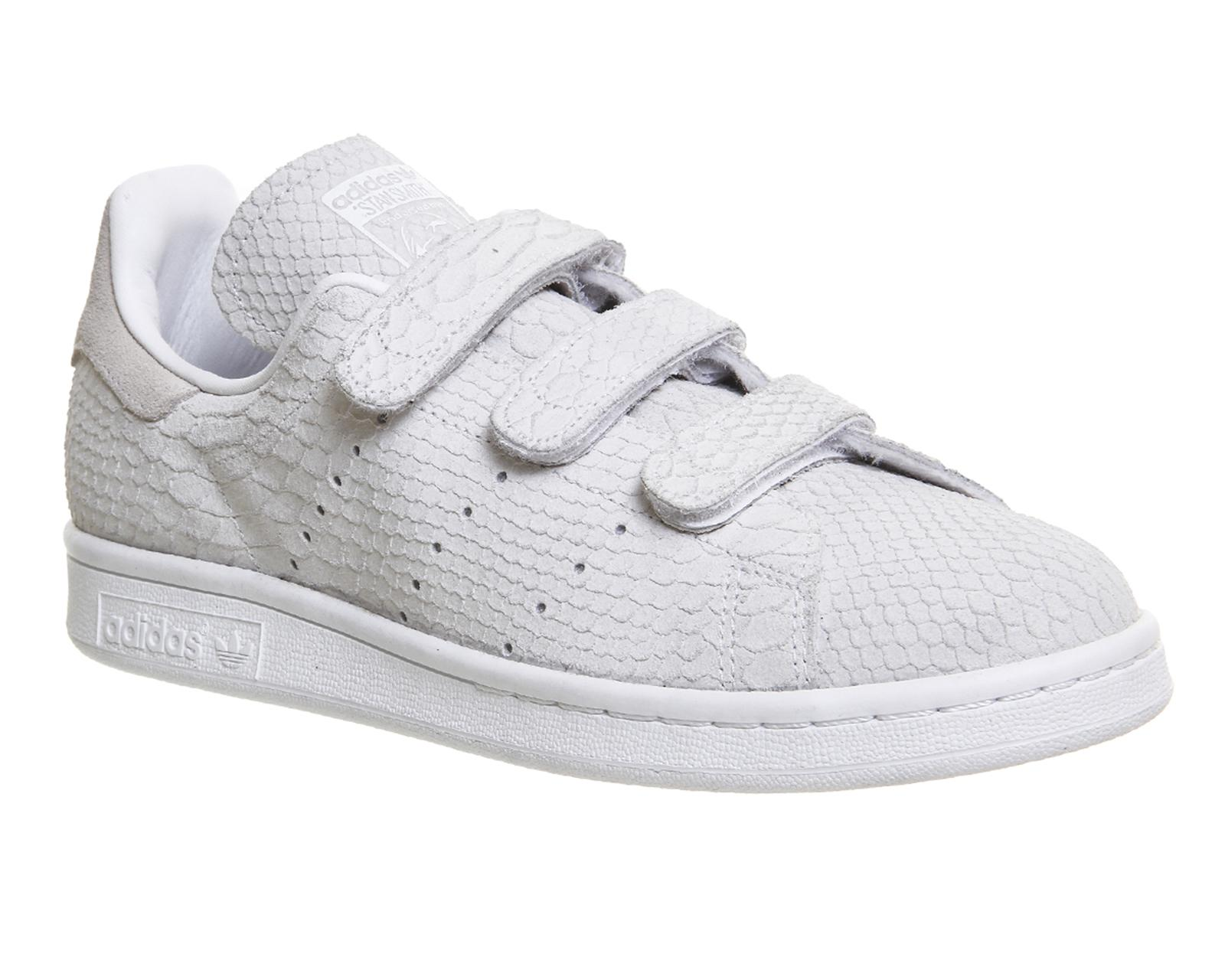 buy popular 43702 4fb95 Adidas White Stan Smith Trainers
