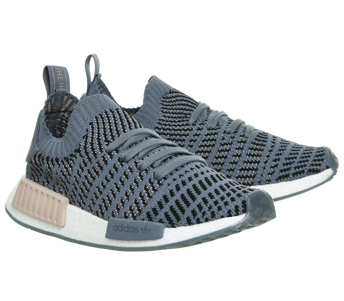 reputable site 42faa 223a5 Lyst - Adidas Nmd R1 Prime Knit Trainers
