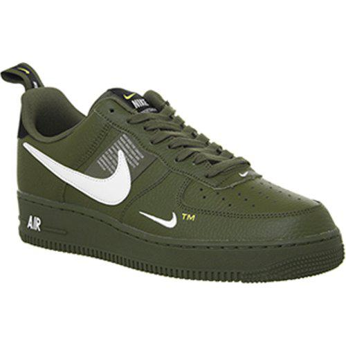 Air Force 1 Utility Trainers in Green