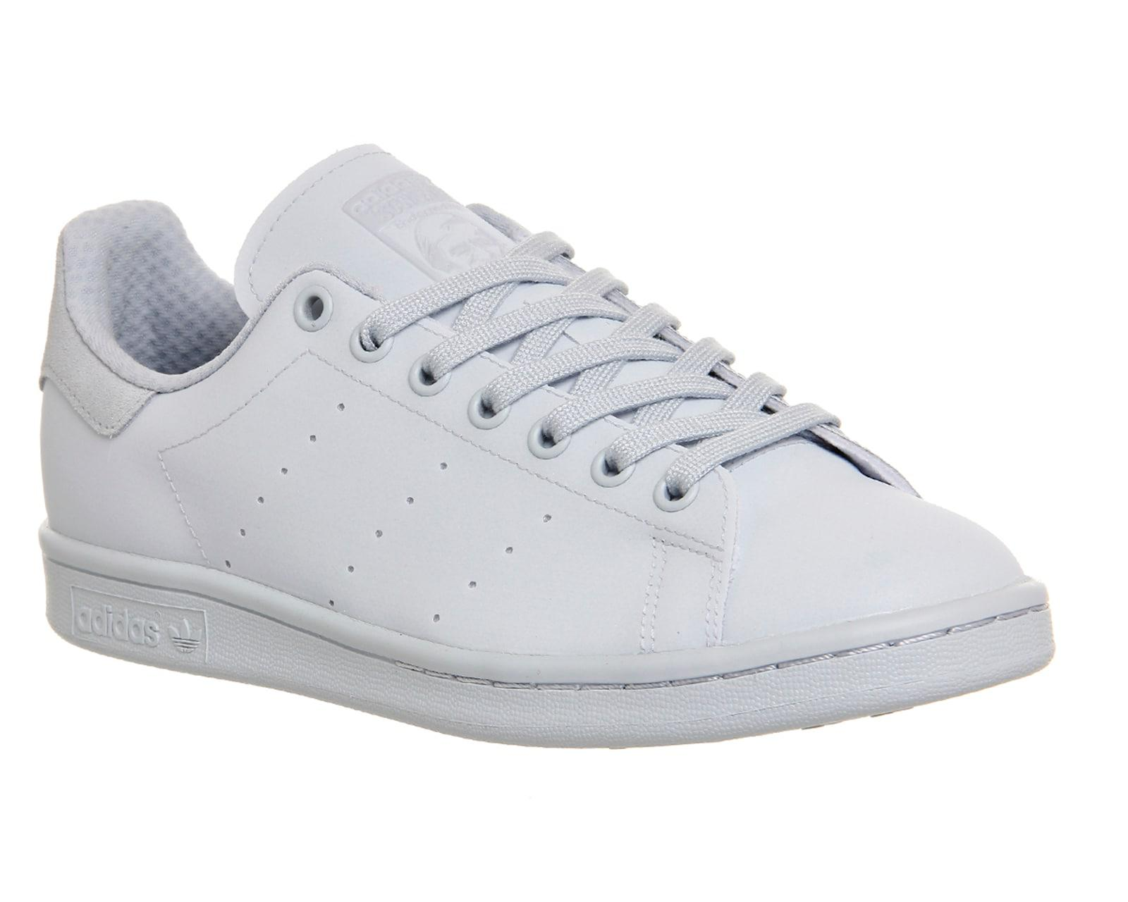 hot sale online 0fd2c 6f262 Lyst - adidas Stan Smith in White