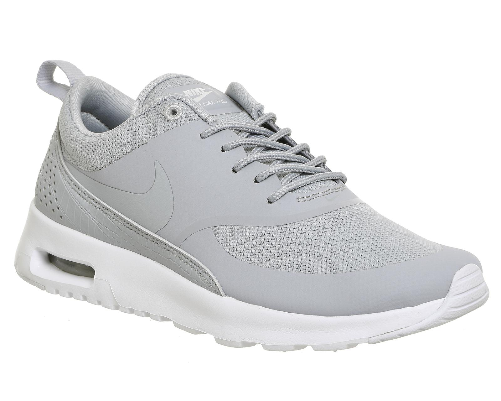 Nike Synthetic Air Max Thea Trainers in