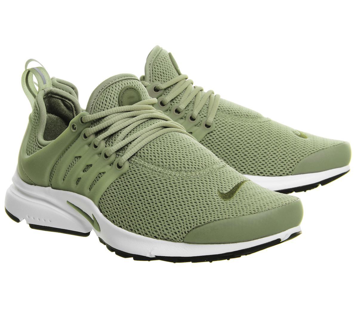 olive green nike shoes womens