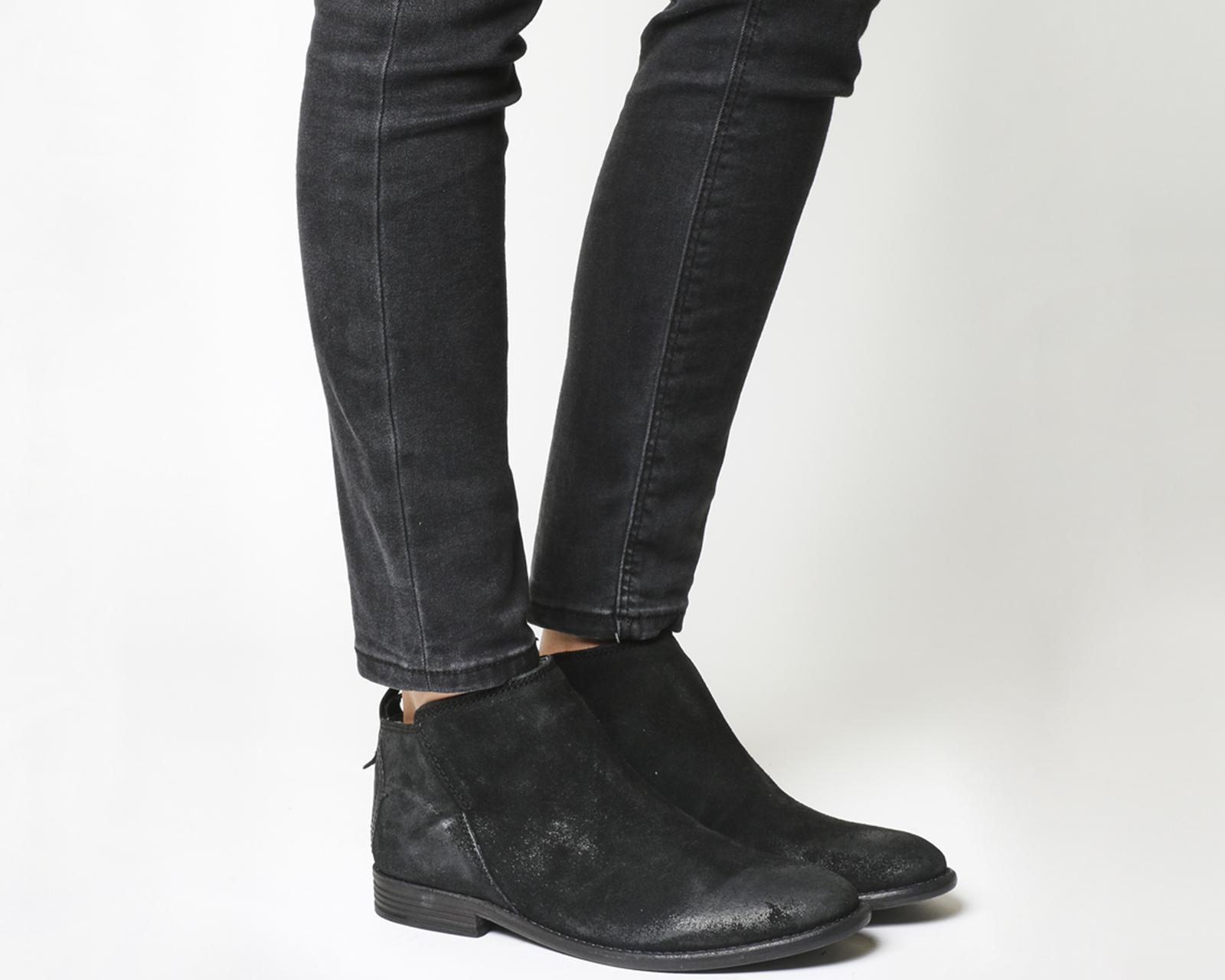 d0518daae95 H by Hudson Black Revelin Boots