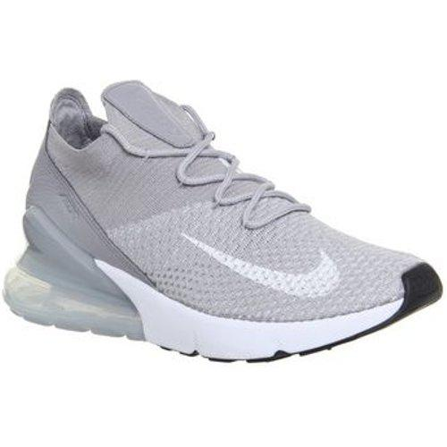 Nike Air Max 270 Flyknit Re in Grey