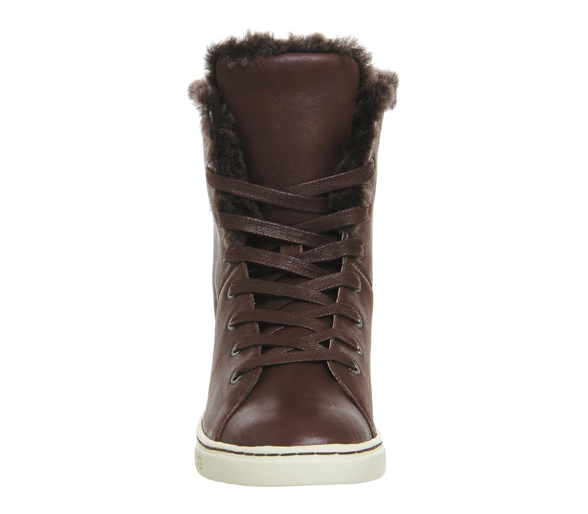 ugg trainers fur lined