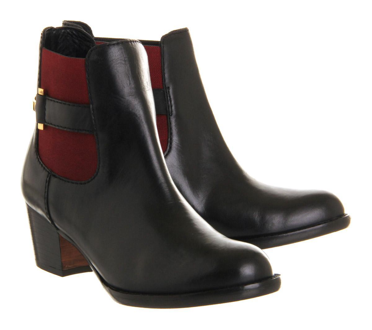 Ted Baker Jureo Boots in Black