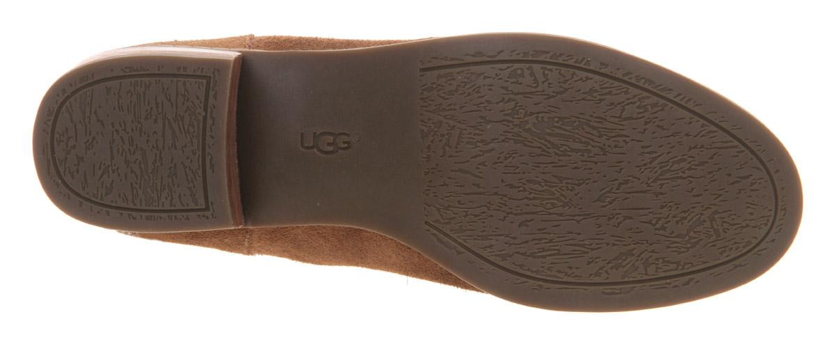 UGG Darling Ankle Boots in Chestnut (Brown)