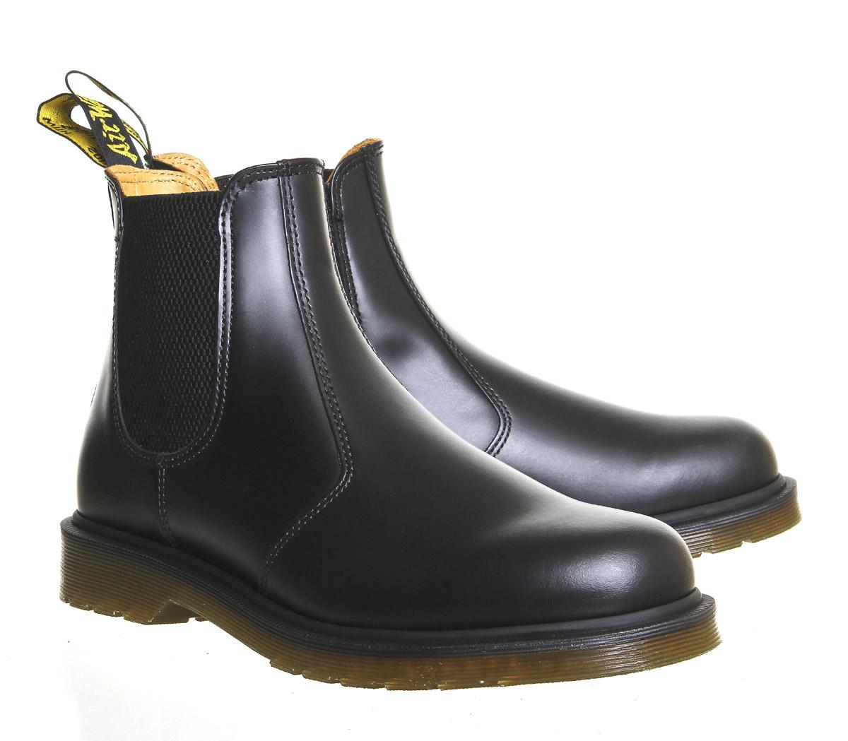 John Lobb Shoes >> Dr. Martens 2976 Chelsea Boots in Black for Men - Lyst