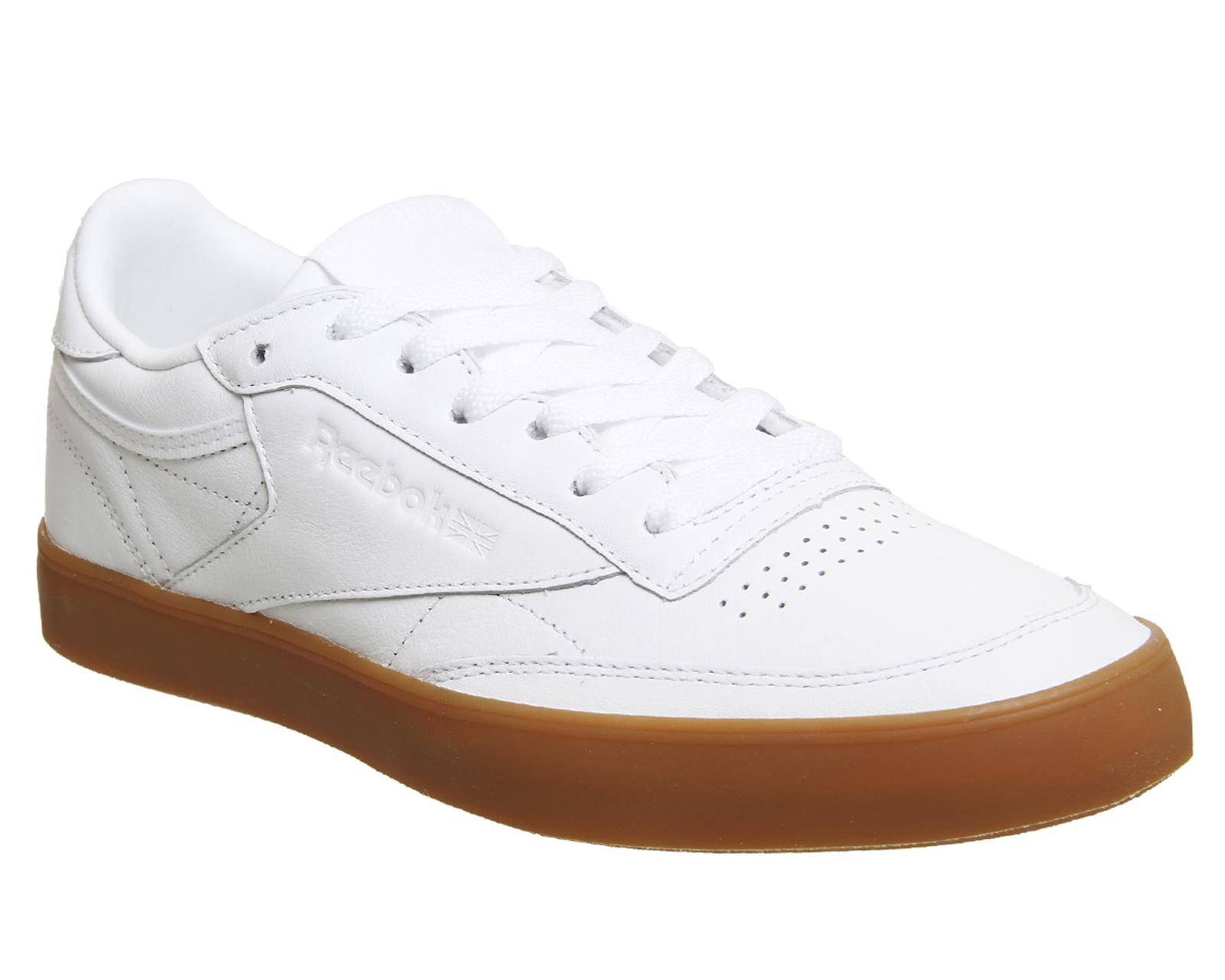 099e07bb755 Reebok Club C 85 Fvs Trainers in White - Lyst