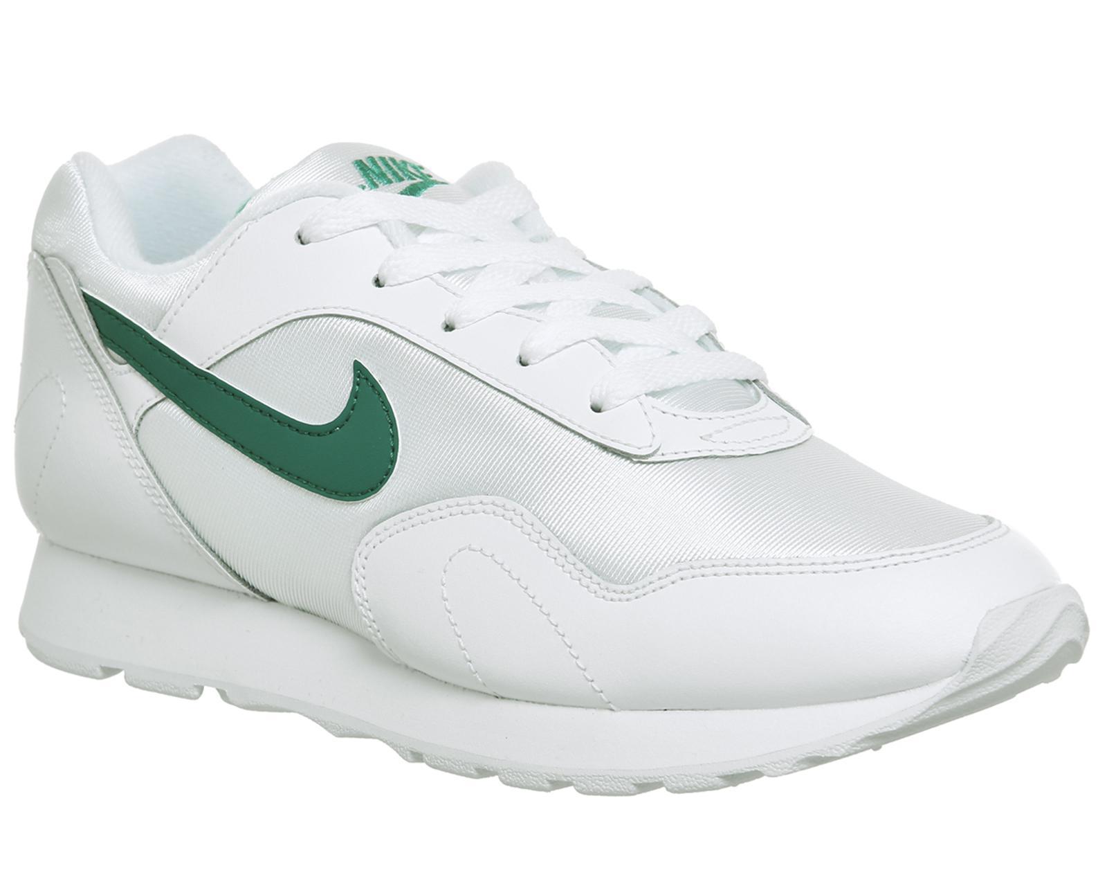 Nike Sportswear OUTBURST - Trainers - summit white/black/white CRtFx
