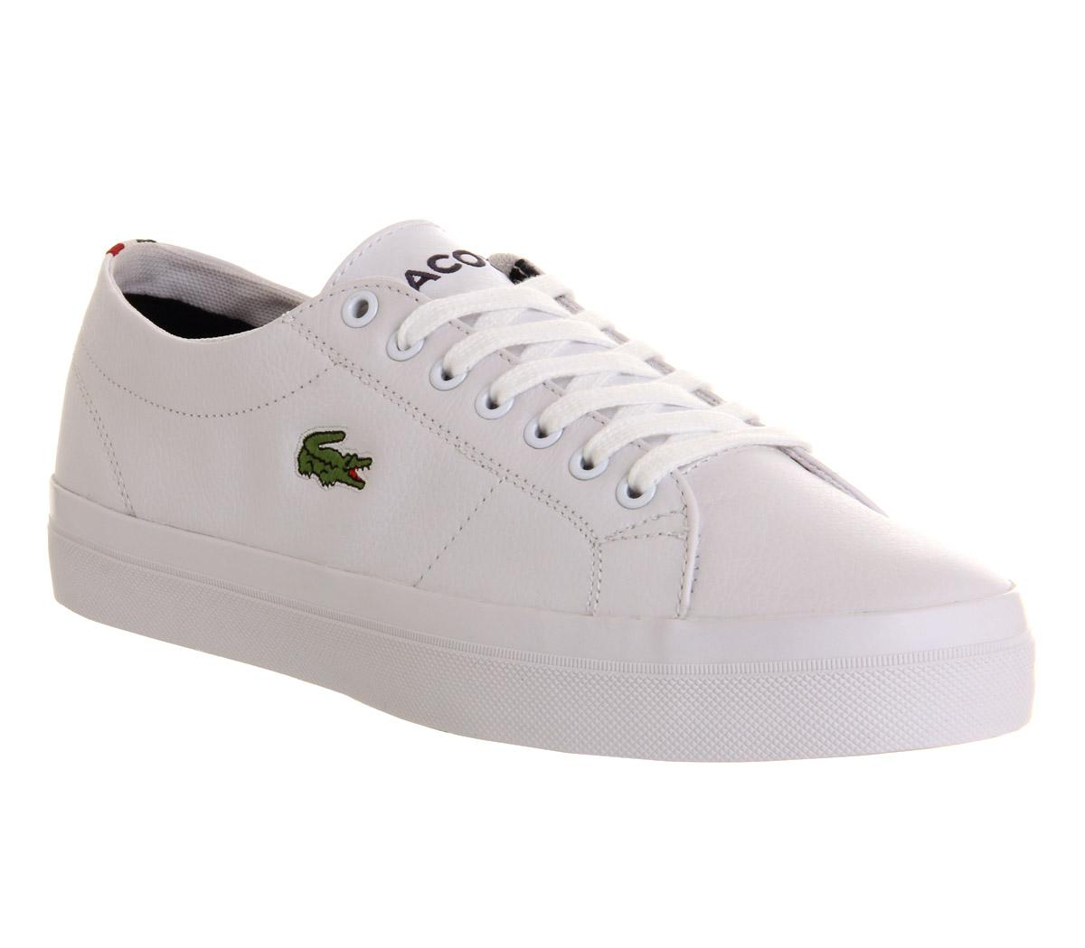 eaf433d09 Lyst - Lacoste Marcel in White for Men