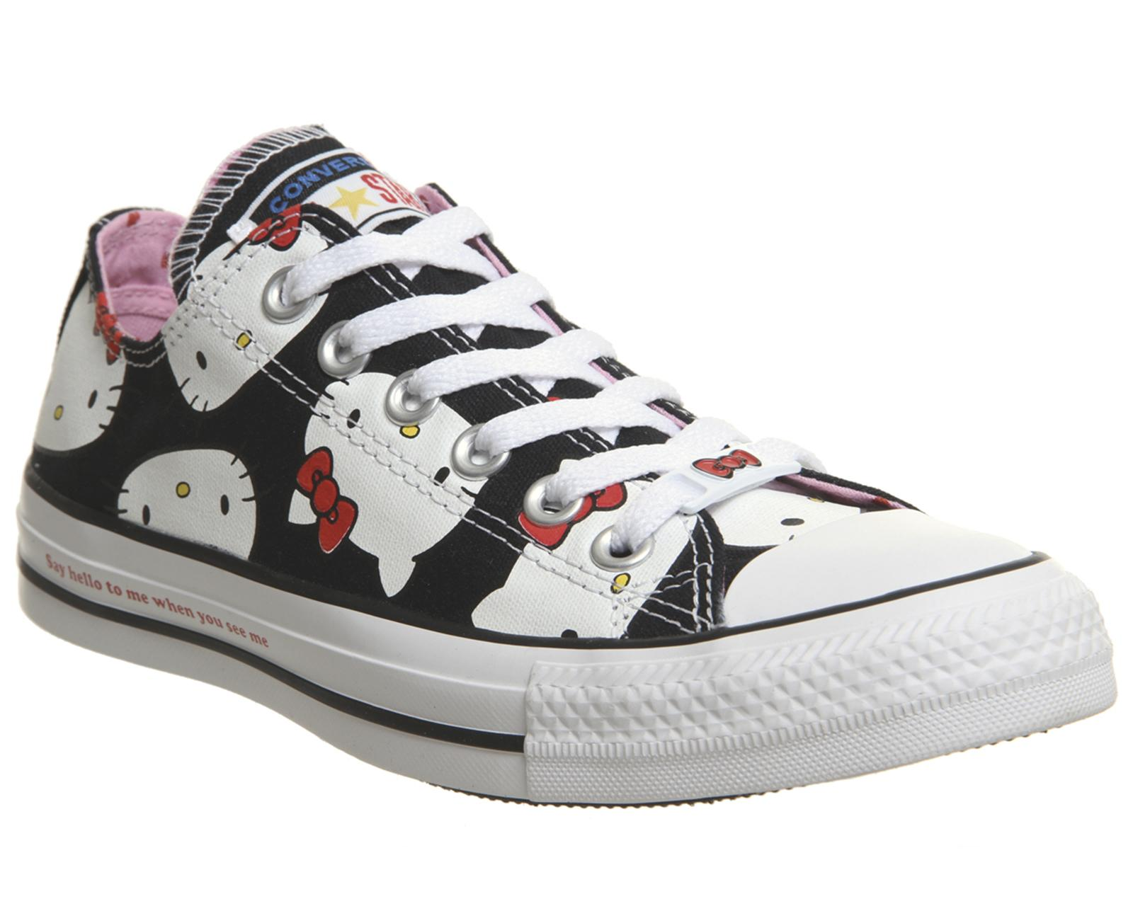 62f962573a199d Converse. Women s All Star Low Trainers