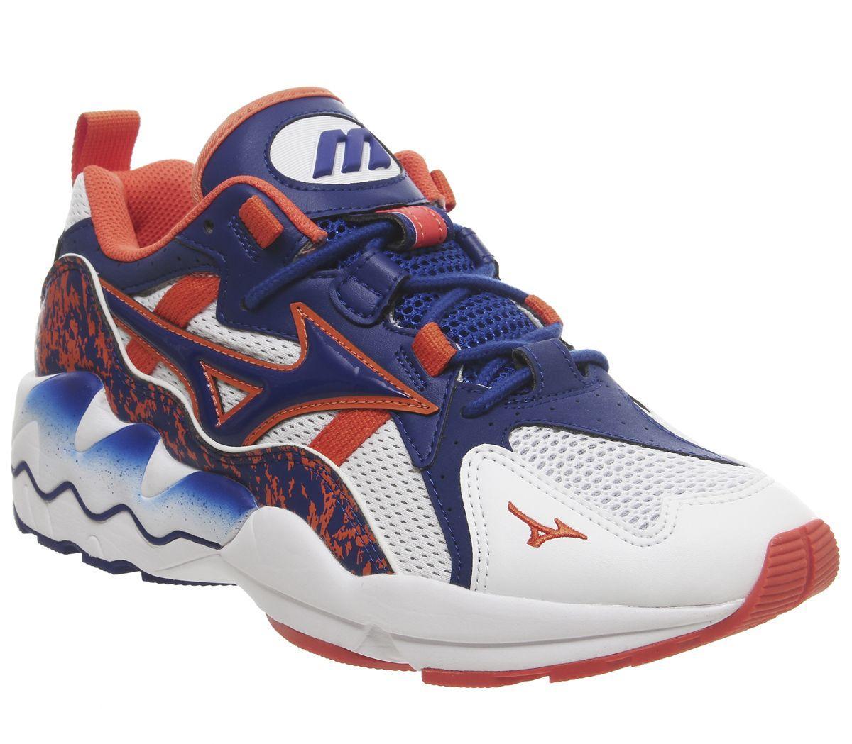 promo code 92a33 e3f6c Men's Blue Wave Rider Sneakers