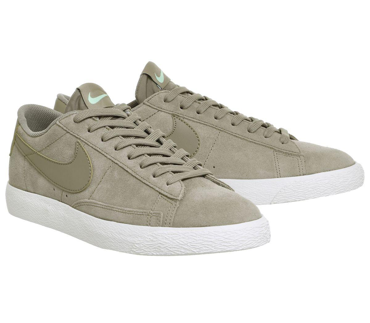 Nike Suede Blazer Low Vintage for Men