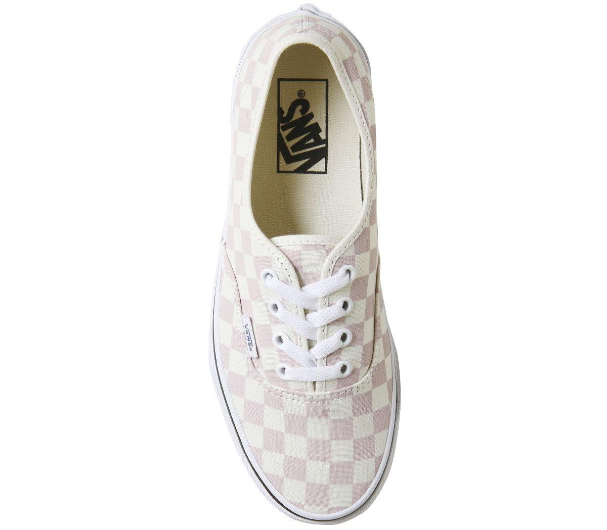 Vans Canvas Authentic Trainers in White for Men