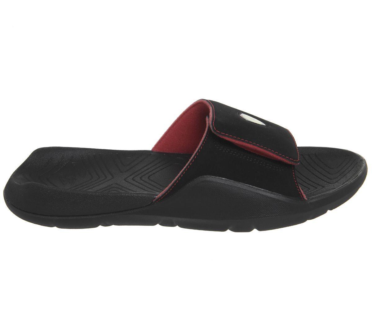 6f60ea20b05a Nike Hydro 7 Slides in Black for Men - Lyst